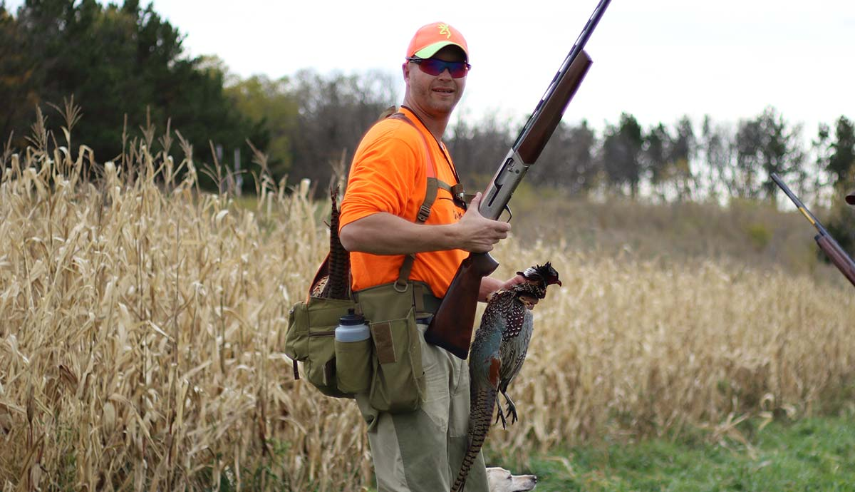 South Dakota Pheasant Hunt // Aberdeen South Dakota