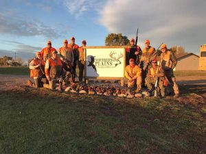 Hunting Group by Northern Plains Sign
