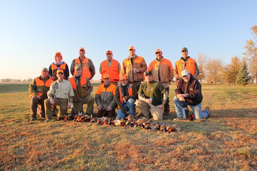 Picture of Pheasant Hunting Photos